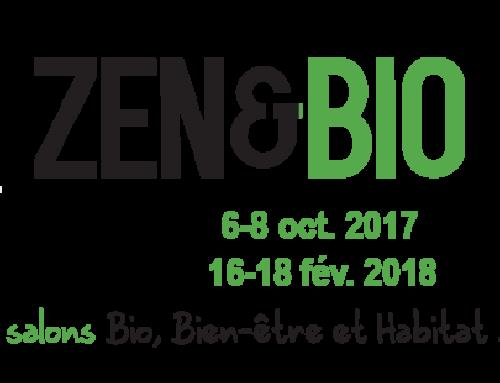 Habillage de Stand au Salon Zen & Bio de Nantes