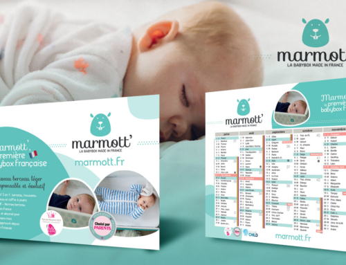 Marmott' la première Babybox Made in France
