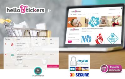 agence creation site internet ecommerce Vendée