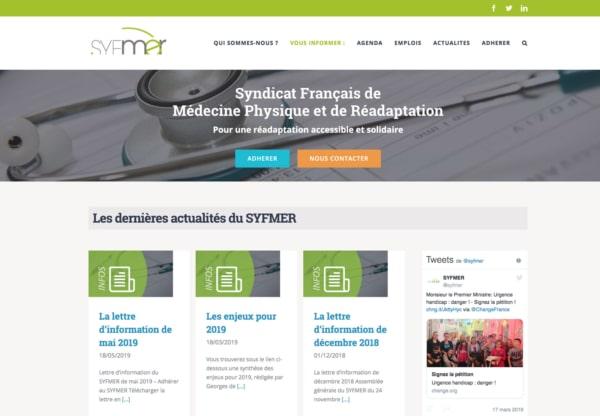agence web Vendée Nantes Paris site internet Santé freelance webdesigner